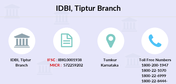 Idbi-bank Tiptur branch