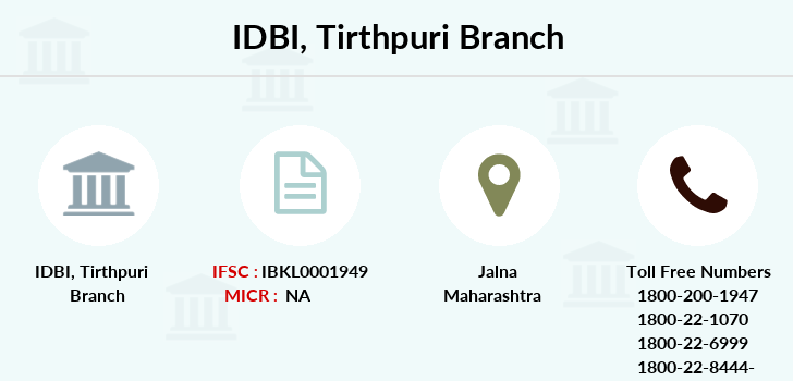 Idbi-bank Tirthpuri branch