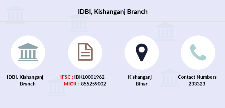 Idbi-bank Kishanganj branch