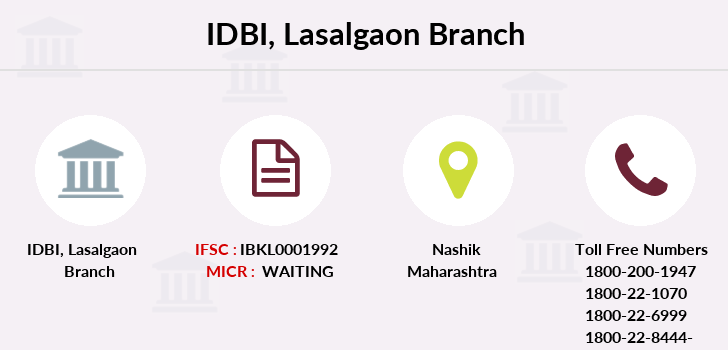 Idbi-bank Lasalgaon branch