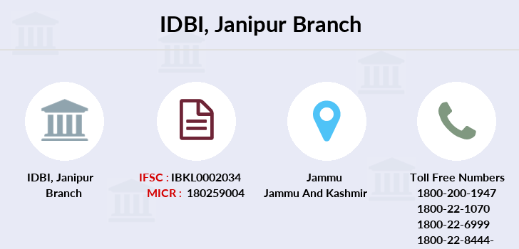 Idbi-bank Janipur branch