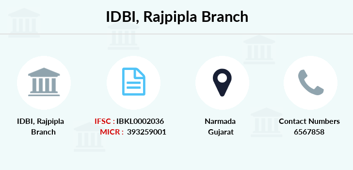 Idbi-bank Rajpipla branch