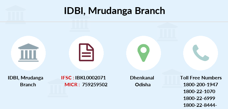Idbi-bank Mrudanga branch