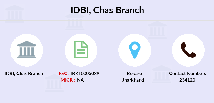 Idbi-bank Chas branch