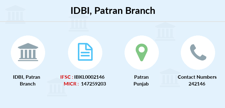 Idbi-bank Patran branch