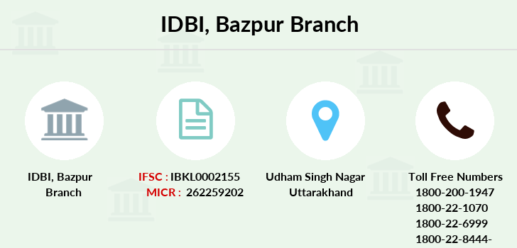 Idbi-bank Bazpur branch