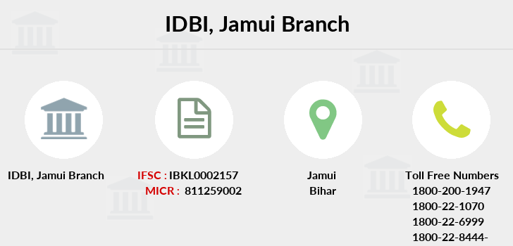 Idbi-bank Jamui branch