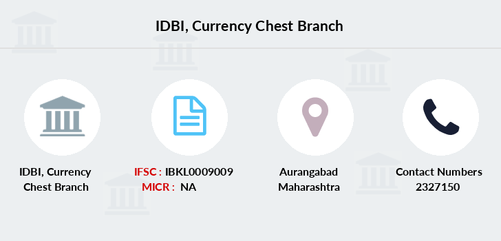 Idbi-bank Currency-chest branch