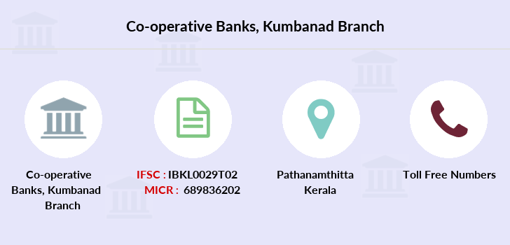 Co-operative-banks Kumbanad branch