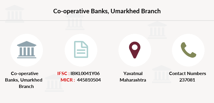 Co-operative-banks Umarkhed branch