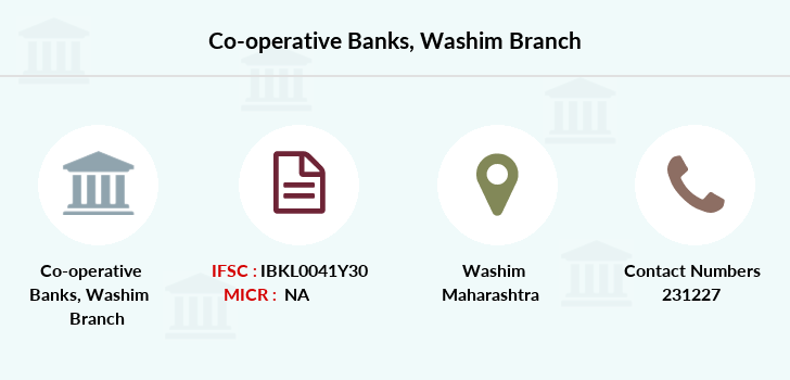 Co-operative-banks Washim branch