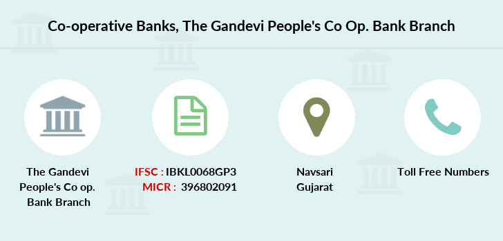 Co-operative-banks The-gandevi-people-s-co-op-bank branch