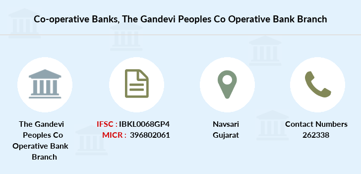 Co-operative-banks The-gandevi-peoples-co-operative-bank branch