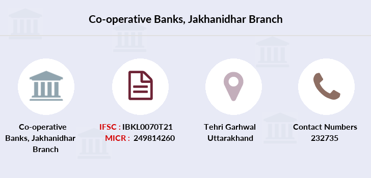 Co-operative-banks Jakhanidhar branch