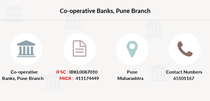 Co-operative-banks Pune branch