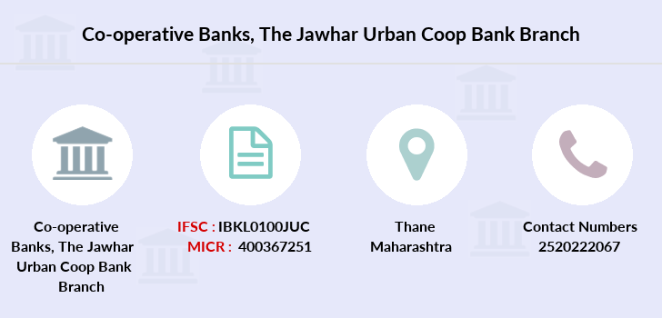 Co-operative-banks The-jawhar-urban-coop-bank branch