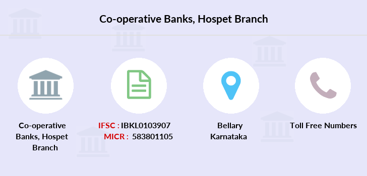 Co-operative-banks Hospet branch