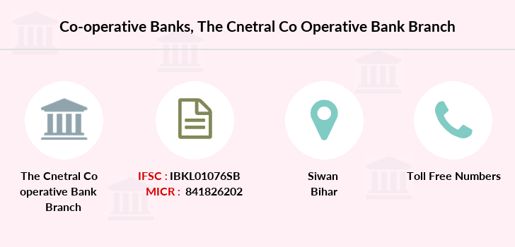 Co-operative-banks The-cnetral-co-operative-bank branch