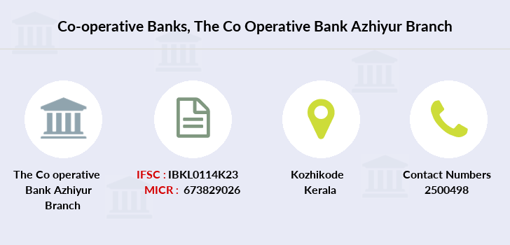 Co-operative-banks The-co-operative-bank-azhiyur branch