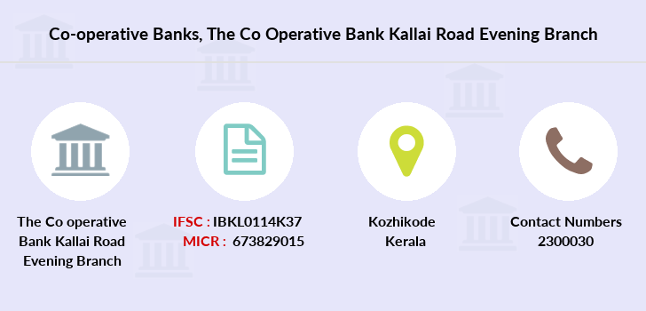 Co-operative-banks The-co-operative-bank-kallai-road-evening branch