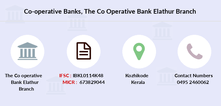 Co-operative-banks The-co-operative-bank-elathur branch