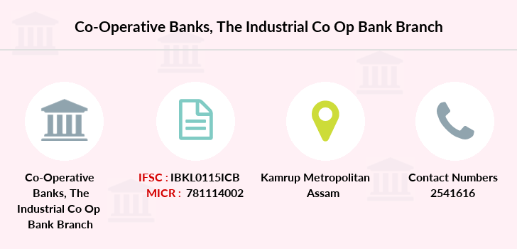 Co-operative-banks The-industrial-co-op-bank branch