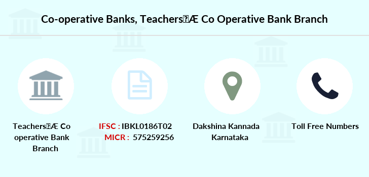 Co-operative-banks Teachers-co-operative-bank branch