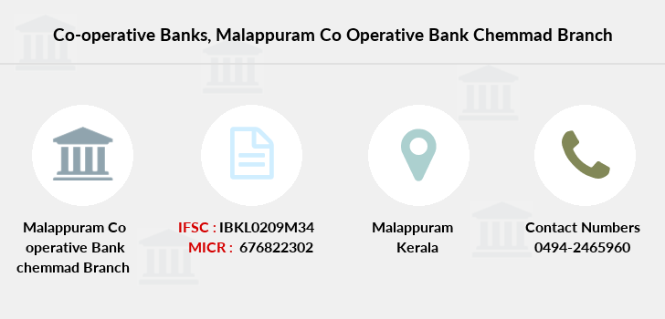 Co-operative-banks Malappuram-co-operative-bank-chemmad branch