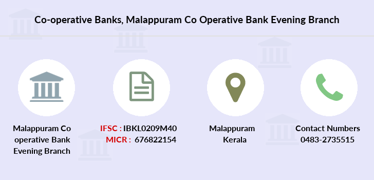 Co-operative-banks Malappuram-co-operative-bank-evening branch