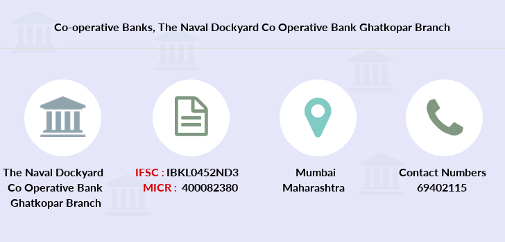 Co-operative-banks The-naval-dockyard-co-operative-bank-ghatkopar branch