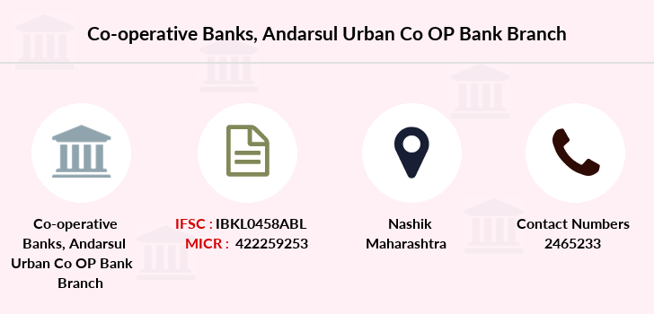 Co-operative-banks Andarsul-urban-co-op-bank branch