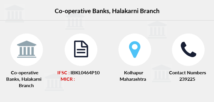 Co-operative-banks Halakarni branch