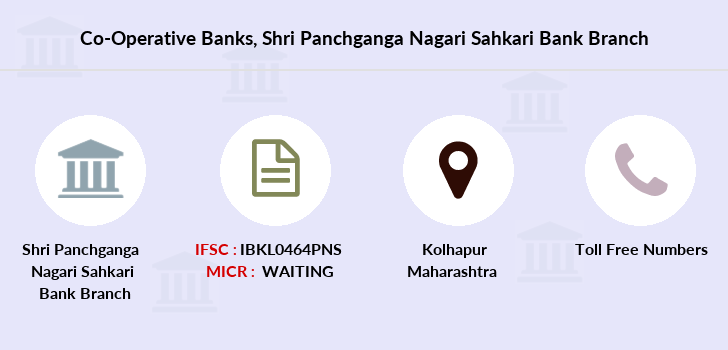Co-operative-banks Shri-panchganga-nagari-sahkari-bank branch