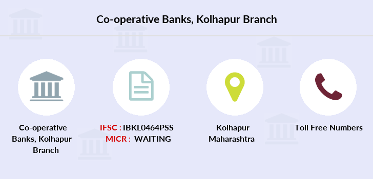 Co-operative-banks Kolhapur branch