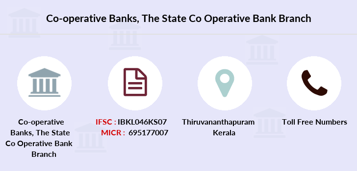 Co-operative-banks The-state-co-operative-bank branch