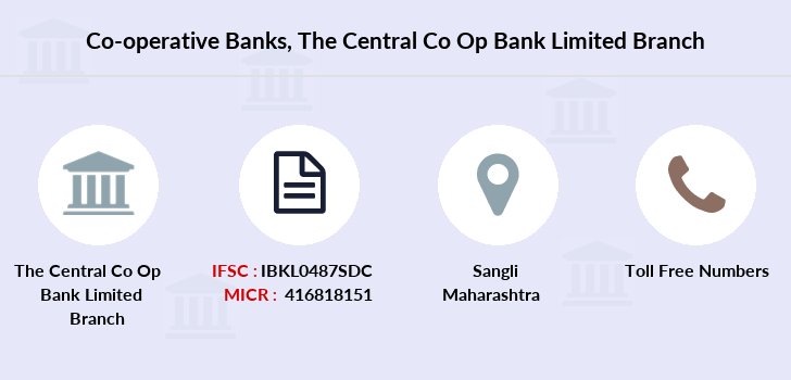 Co-operative-banks The-central-co-op-bank-limited branch