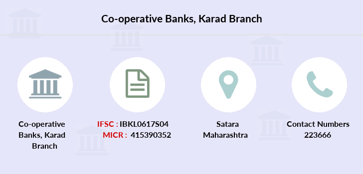 Co-operative-banks Karad branch