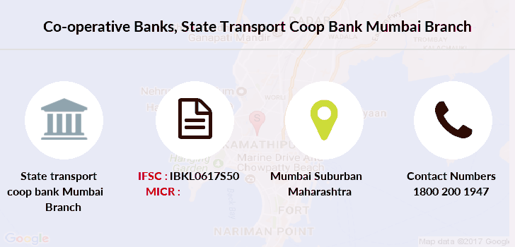 Co-operative-banks State-transport-coop-bank-mumbai branch