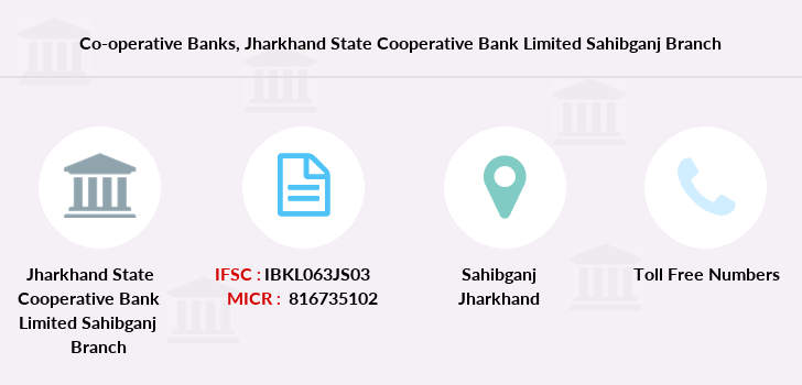 Co-operative-banks Jharkhand-state-cooperative-bank-limited-sahibganj branch