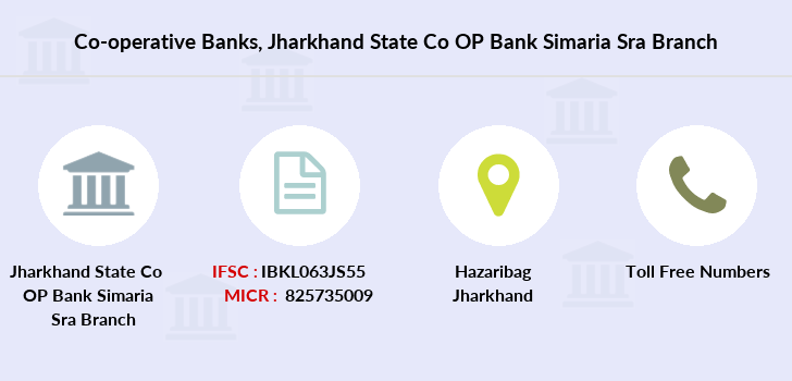 Co-operative-banks Jharkhand-state-co-op-bank-simaria-sra branch
