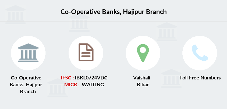 Co-operative-banks Hajipur branch