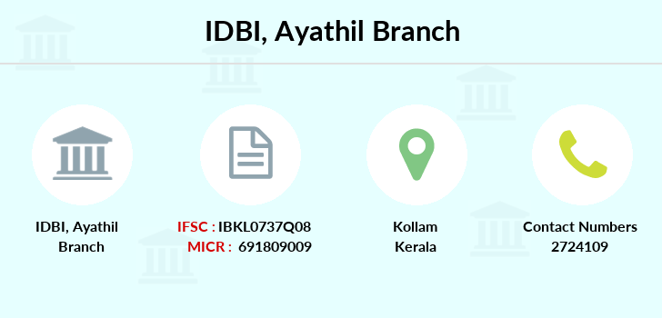 Idbi-bank Ayathil branch