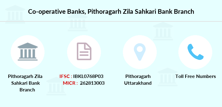 Co-operative-banks Pithoragarh-zila-sahkari-bank branch