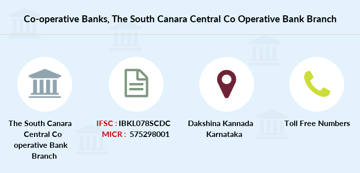 Co-operative-banks The-south-canara-central-co-operative-bank branch
