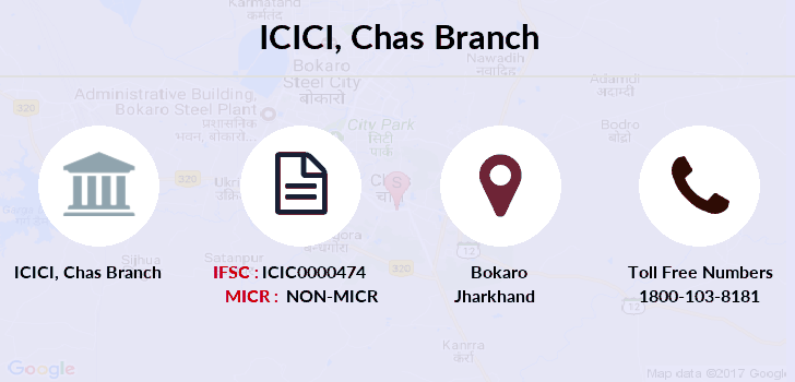 ifsc code of bank of india chira chas bokaro