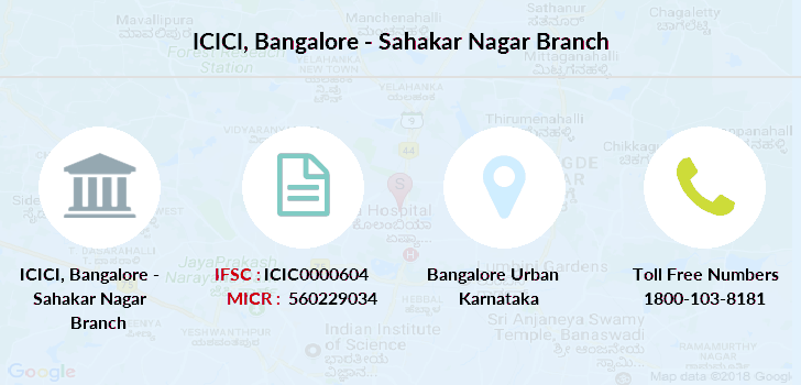icici bank complaint number bangalore