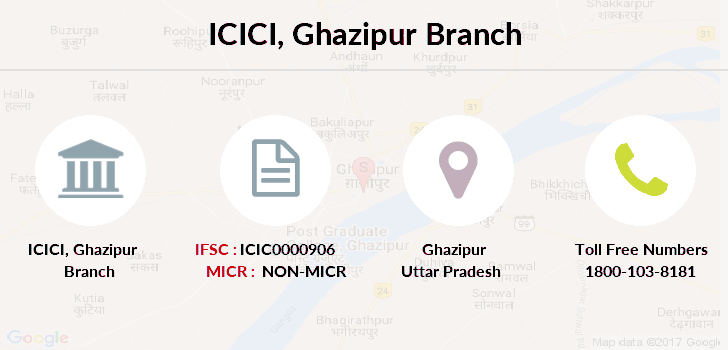 Icici-bank Ghazipur branch