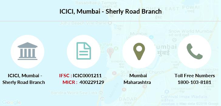 ifsc code icici bank mumbai prabhadevi