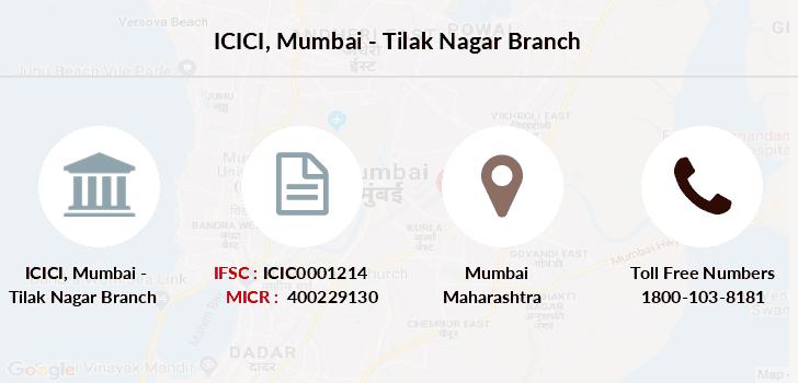 bank of baroda tilak nagar branch mumbai contact no