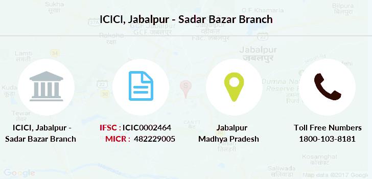 ifsc code icici bank nirala bazar aurangabad